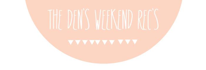 Weekend-Rec's